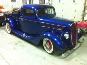 Custom 1937 Ford Pickup Truck