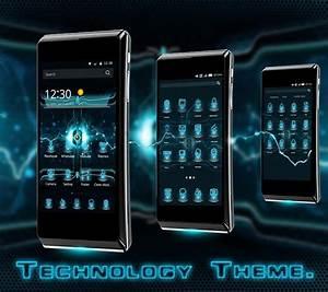 Technology CM Launcher theme