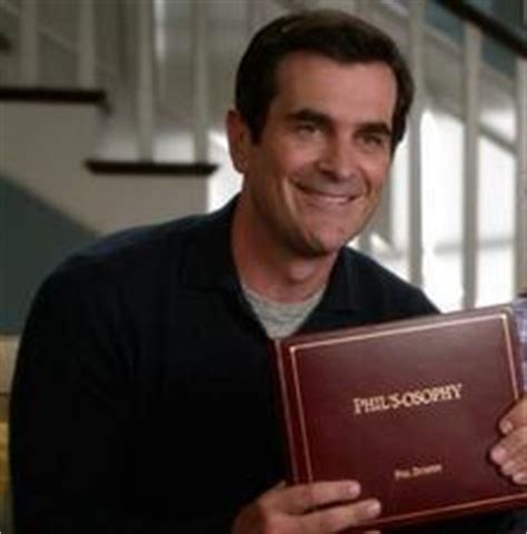philosophy book modern family citations phil dunphy