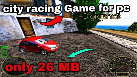 how to city racing for pc