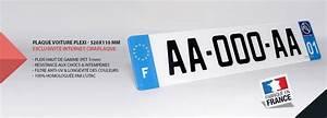 Immatriculation Voiture étrangère En France : la plaque d 39 immatriculation plexiglass haut de gamme pour voiture ~ Gottalentnigeria.com Avis de Voitures