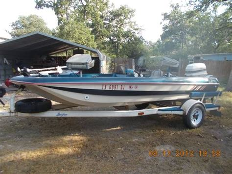Fiberglass Bass Boats For Sale by Trophy Bass Boat For Sale