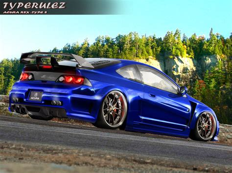 Pin By Jocelyn Morales On Jdm T Honda Acura Rsx Type S