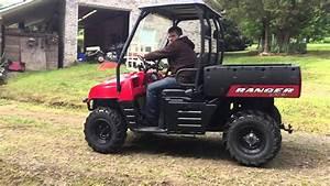 2007 Polaris 700 Twin Ranger Xp 4x4 Auction