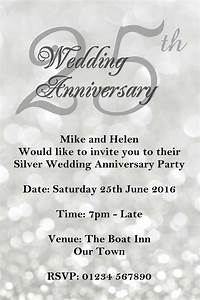 best 25 silver anniversary ideas on pinterest 25th With 25th anniversary wedding invitations in spanish