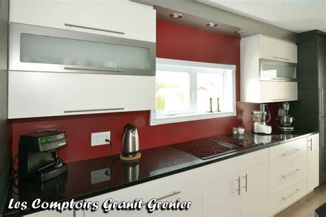 comptoir de cuisine comptoirs de cuisine en granit on cuisine