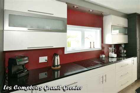 cuisine en granit comptoir de granit et quartz comptoirs de cuisine en granit
