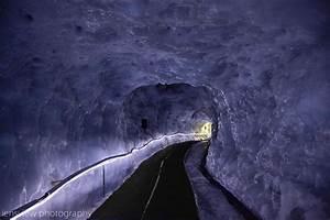 Glacier Paradise - Ice Cave Photo
