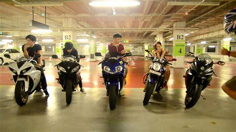 Harlem Shake (singapore Motorcycle Edition)