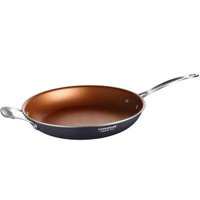 copper chef  fry pan