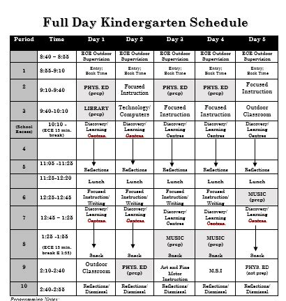 half day preschool schedule planning for a day of inquiry based learning the 732