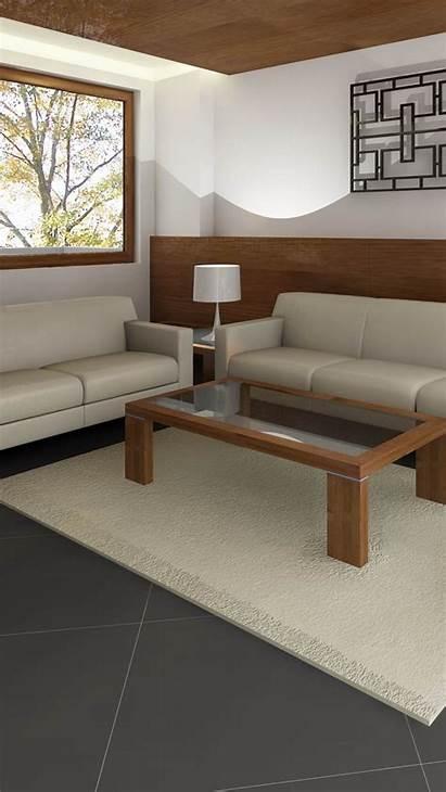 Paneling Living Wood Furniture Lighting Iphone 6s