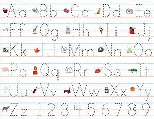 free printable alphabet writing paper template expected outcome of research proposal