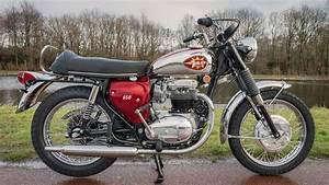 1970 Bsa A65l Lightning