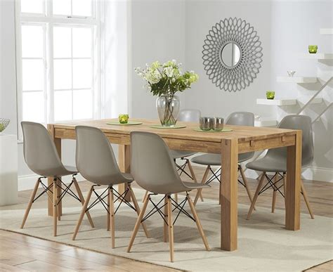 best 25 oak dining table ideas on
