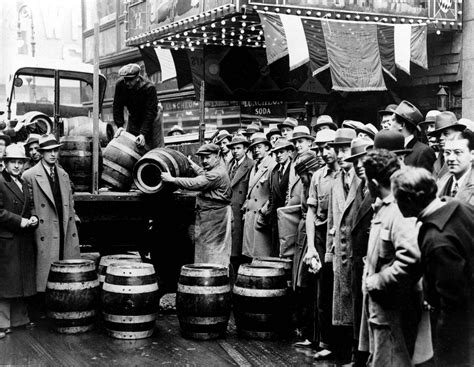 The Prohibition Story In Photos 19201933