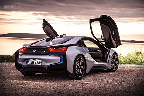 Bmw I8s Rumored To Produce 500 Horsepower, Unveil In 2016