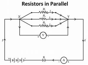 Difference Between Resistors In Series And Parallel