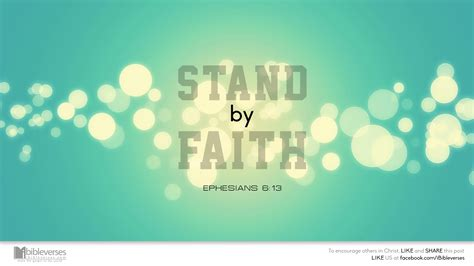 stand  faith crossmap