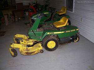 John Deere F510 Lawn  U0026 Garden And Commercial Mowing