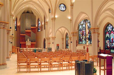 holy rosary chapel renovation krieghoff lenawee