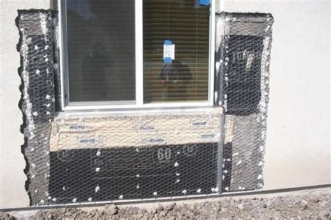 keeping water   stucco walls builder magazine