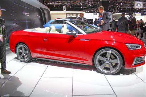 2017 Audi S5 Cabriolet Picture 702572 Car Review Top