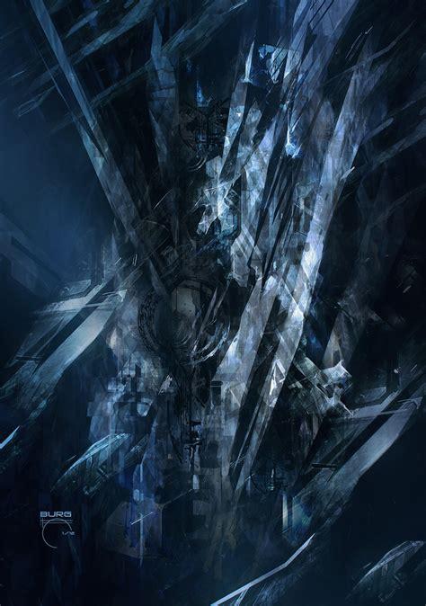 steve burg concept artist  sci fi art  steve burg