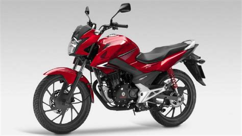 Honda Cb 125 by 2015 Honda Cb 125 F Pics Specs And Information