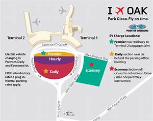 Oakland Airport Parking Guide: Find Great Parking Deals