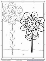 Distributive Coloring Negs Activity sketch template