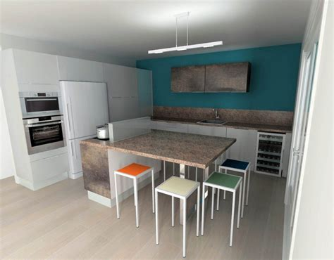 cuisine blanche et mur gris agréable idee deco salon gris et blanc 4 indogate