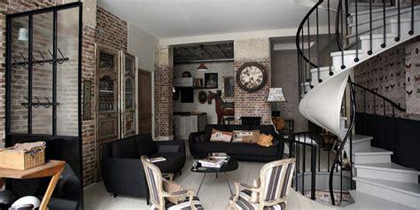 style indus pour un loft réussi miliboo