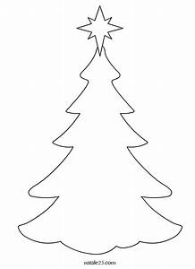 Disegno albero di Natale Natale 25