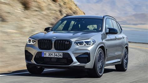 Bmw M 2020 by 2020 Bmw X3 M And X4 M Competition Revealed Neoadviser