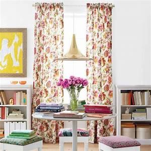 deco printemps 50 idees avec fleurs et motif floral With tapis chambre bébé avec robe a fleur hiver