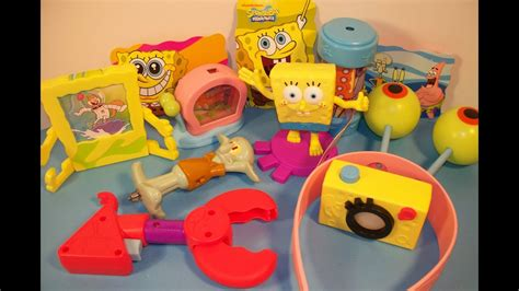 2011 Spongebob Squarepants Bikini Bottom Souvenir Shoppe