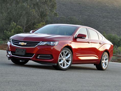 chevrolet impala test drive review cargurus