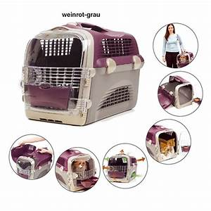 Transportbox Für Fische : catit transportbox pet cargo wei grau orange f r katzen ~ Michelbontemps.com Haus und Dekorationen