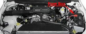 Fuse Box Diagram  U0026gt  Dodge Ram 1500    2500    3500  1994