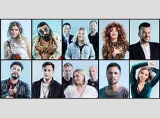 Norway NRK reveals the competing acts of Melodi Grand