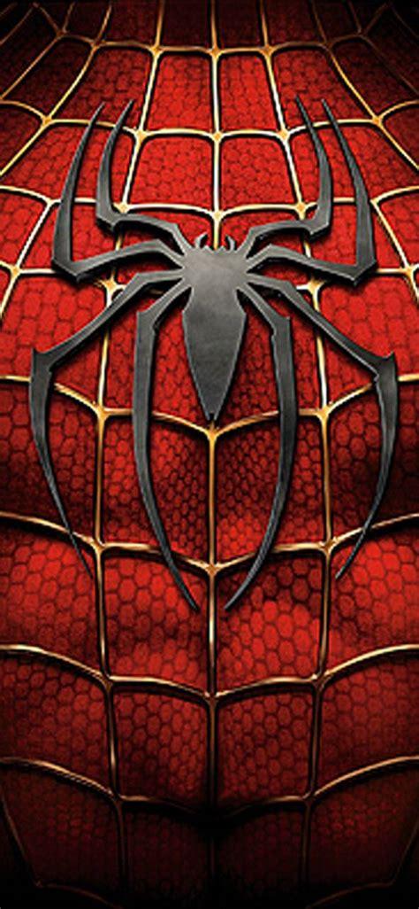 Spiderman chest logo wallpaper by RobertShepherd - 1d
