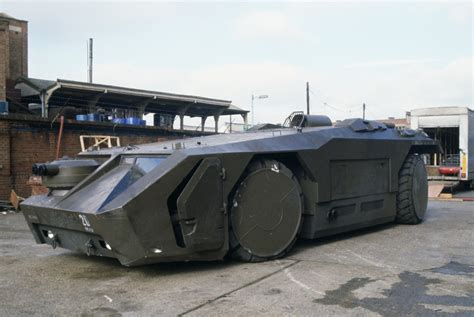 1 72 multiverse m577 armoured personnel carrier