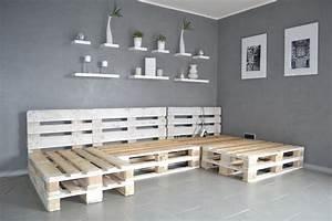 Sitzgelegenheit Aus Paletten : die besten 25 sofa aus paletten ideen auf pinterest sofa aus europaletten palettencouch und ~ Sanjose-hotels-ca.com Haus und Dekorationen
