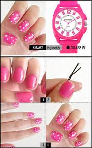 Nail designs step by art