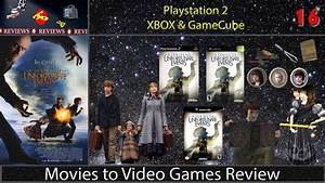 Movies To Video Games Review Lemony Snicketu002639s A Series