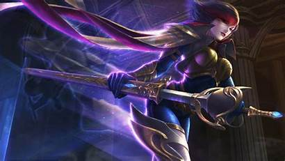 Fiora Legends League 4k Pantalla Ultra Fondos