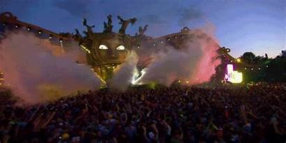 Tomorrowland 666 Tomorrowworld Party Gifs Moving Dancing