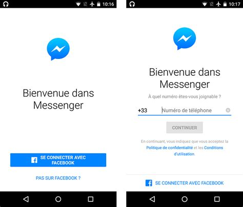 ancienne version facebook messenger telecharger gratuitement