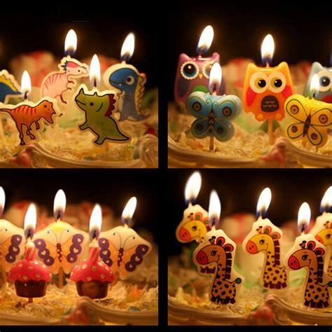 candele per torte di compleanno acquista candele di torta di compleanno alla moda creativa
